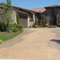 Concrete Landscape Design