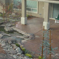 Concrete Landscape Designs