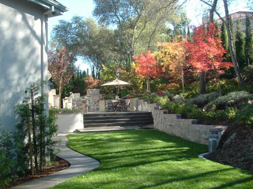 Roseville landscape designers landscape design roseville for Pool design roseville ca