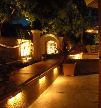 Landscape lighting design landscaper folsom aloadofball Gallery