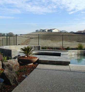 Pool Landscaping Folsom