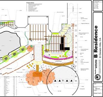 Folsom Landscape Design Plans Landscaper