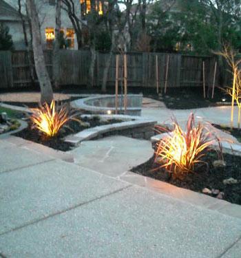 Landscape Lighting Design, Folsom, CA