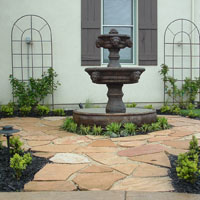 Folsom Landscape English Garden