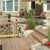 Roseville landscaper designs